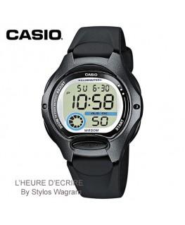 Casio Collection Noire LW-200-1BVEF