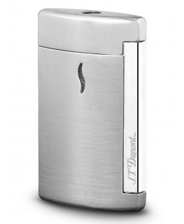 Briquet St Dupont Minijet Finition Chrome 010504