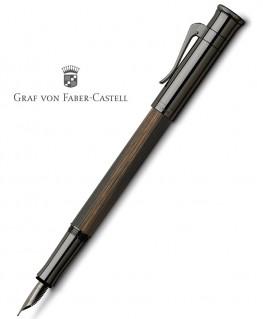 Stylo Plume Graf Von Faber Castell Classique Bois de Macassar 145740