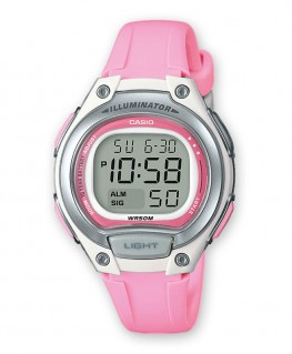 Montre Casio Collection Rose LW-203-4AVEF