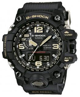 Montre Casio G-Shock Premium Mudmaster Bracelet Noir GWG-1000-1AER