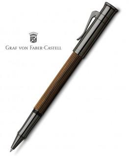 Stylo Roller Graf Von Faber Castell Classique Bois de Macassar