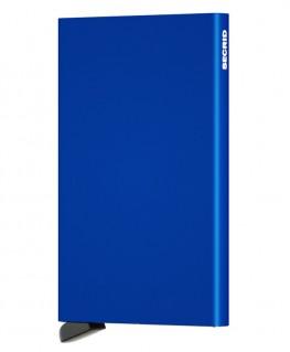 Porte-cartes Secrid Cardprotector Bleu C-Blue