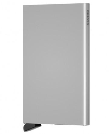 Porte-cartes Secrid Cardprotector Argent C-Silver