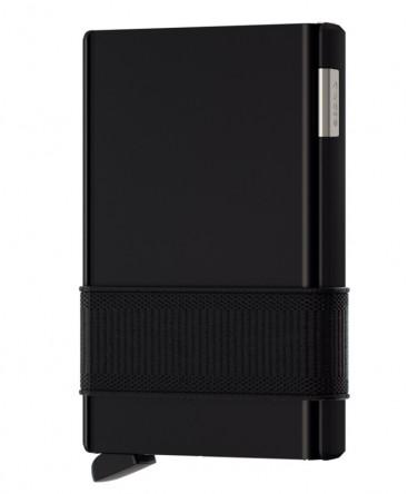 Porte-carte Secrid New Cardslide Black et Black CS-Black/Black