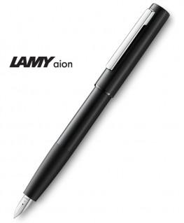 Stylo Plume Lamy Aion Black 077 Réf 1331942