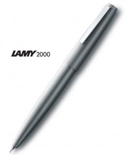 Stylo-Plume-Lamy-2000-Métal-Brossé-Mod.002-Réf_1324127
