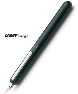 Stylo-Plume-Lamy-Dialog3-Black-ouvert-Mod.074-Réf.1323312