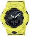 Montre Casio G-Shock Bluetooth Step Tracker Jaune GBA-800-9AER