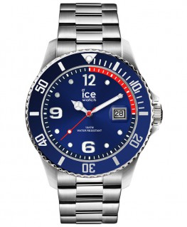 Montre ICE Watch Ice Steel Blue Silver 015771