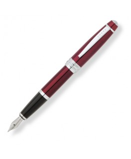 Stylo Cross Bailey Bordeaux Plume