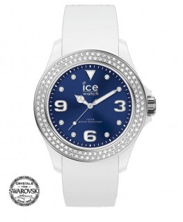 Montre ICE Watch ICE Star White Deep Blue Medium -50%