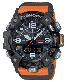 Montre Casio G-Shock Premium Mudmaster Orange GG-B100-1A9ER