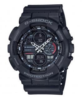 Montre Casio G-Shock Noire GA-140-1A1ER