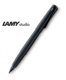 Stylo Plume Lamy Studio LX All Star Black