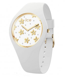 Montre Ice Watch Ice Flower Precious White