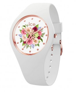 Montre Ice Watch Ice Flower White Bouquet