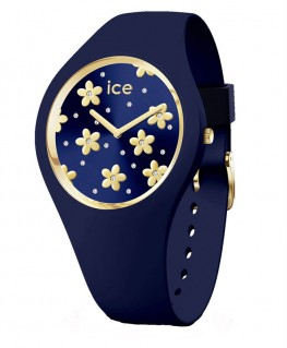 Montre Ice Watch Ice Flower Precious Blue