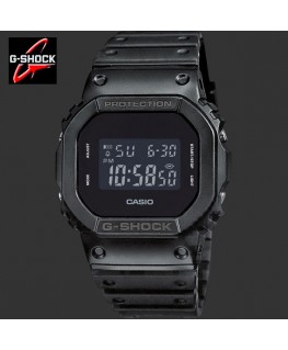Casio G-Shock Digitale PVC Noire DW-5600BB-1ER