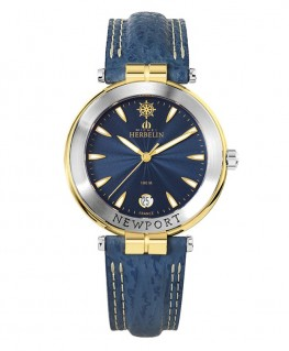 Montre Michel Herbelin Newport Bicolore 12255/T35