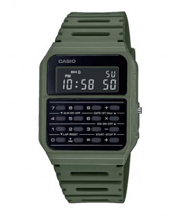 montre-casio-vintage-calculatrice-kaki-ref_CA-53WF-3BEF