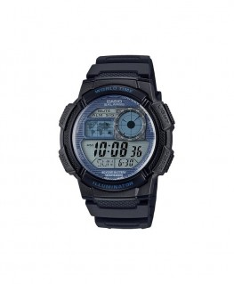 Montre Casio Collection World Time AE-1000W-2A2VEF