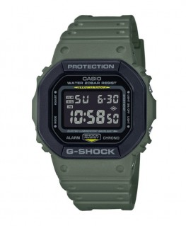 Montre Casio G-Shock Digitale Kaki DW-5610SU-3ER