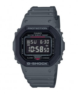 Montre Casio G-Shock Digitale Gris DW-5610SU-8ER