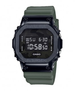 Montre Casio G-Shock Digitale Kaki GM-5600B-3ER