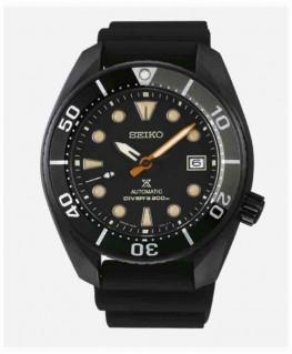 "Montre Seiko Prospex ""Black Series"" Automatique Diver's 200M SPB125J1"