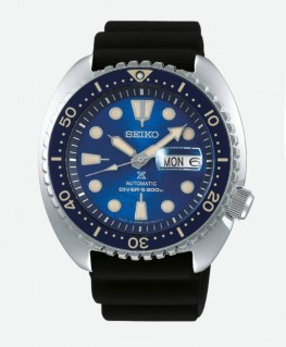 "Montre Seiko Prospex King Turtle ""Save The Ocean"" SRPE07K1"