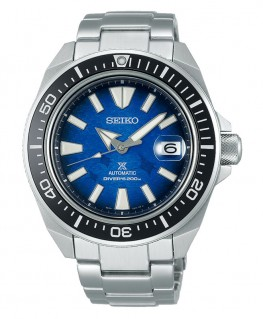 "Montre Seiko PROSPEX ""Save The Ocean"" Automatique 200M SRPE33K1"