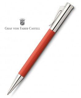 stylo-bille-graf-von-faber-castell-tamitio-india-red-ref_141586
