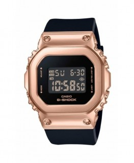 Montre Casio G-Shock Digitale Doré Rose GM-S5600PG-1ER
