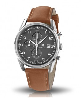 Montre LIP HIMALAYA 40mm Chronographe 671598
