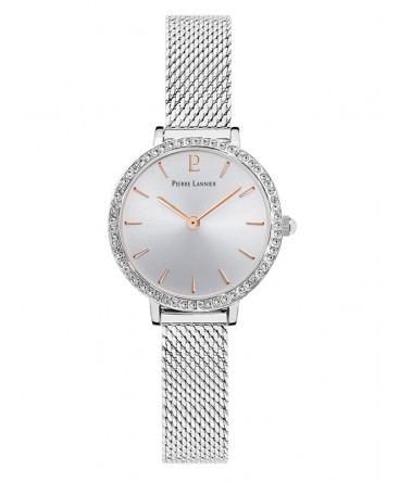 montre-pierre-lannier-nova-cadran-argente-bracelet-milanais-ref_022G628
