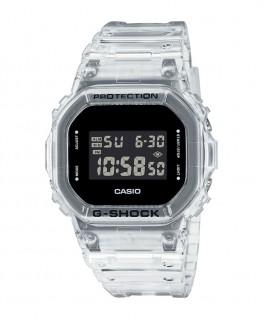 Montre Casio G-Shock Transparent Skeleton DW-5600SKE-7ER