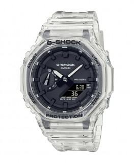 Montre Casio G-Shock Transparent Skeleton GA-2100SKE-7AER