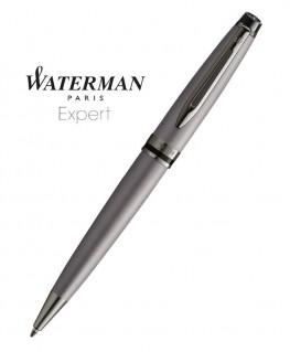 Stylo Bille Waterman Expert Metallic Silver RT
