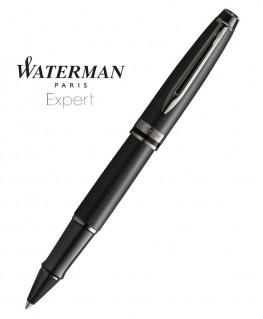 Stylo Roller Waterman Expert Metallic Black RT