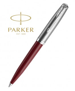 stylo-bille-parker-51-burgundy-ct-ref_2123498