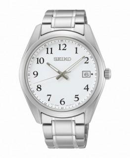Montre Seiko Classique Quartz 3 aiguilles SUR459P1