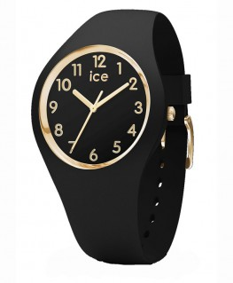 Montre ICE Watch ICE Glam Black Gold Numbers