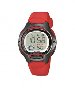 montre-casio-collection-rouge_LW-200-4AVEG