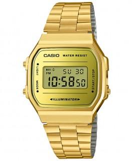Montre Casio Vintage Gold Mirror A168WEGM-9EF