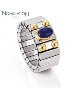 Bague-Nomination-Collection-Extension-Medium-Crayon-Bleu-Réf_040120-009