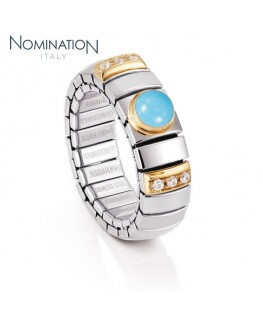 Bague Nomination Collection Extension N.Y. SMALL Turquoise