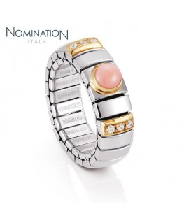 Bague Nomination Collection Extension N.Y. SMALL Rose Corail