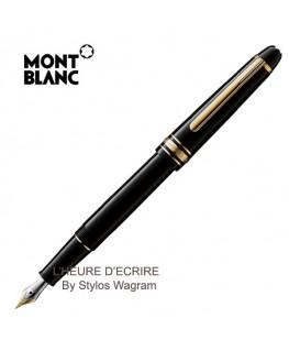 Stylo Montblanc Meisterstück Classique Plume