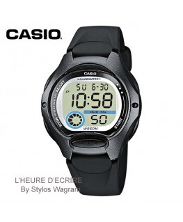 Casio Collection Noire LW-200-1BVEF